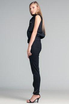 Mia - Spodnie z zamkami z przodu