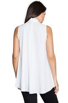 FIGL - Bluzka M547 Biały