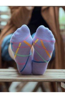Banana Socks - BananaSocks - skarpetki Pajęczyny