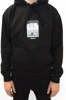MSZZ - Utopia Black Sweatshirt