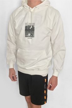 MSZZ - Utopia White Sweatshirt