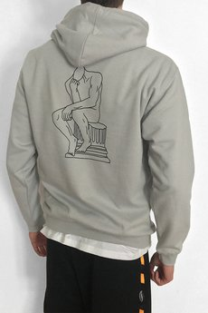 MSZZ - Philosophy Concrete Sweatshirt