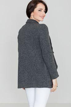 LENITIF - Sweter K408zary