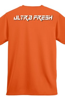 MAJORS - ULTRA ORANGE TS