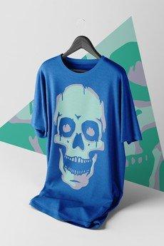 FailFake - T-shirt Czaszka Męski