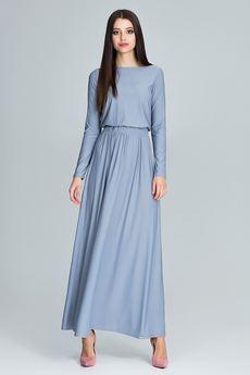 FIGL - Sukienka M604 Szary