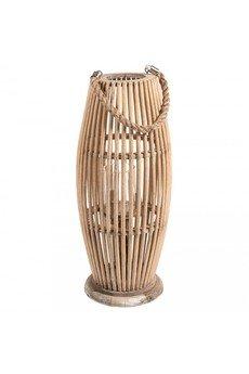 MIA home passion - Lampion Bambusowy Wysoki