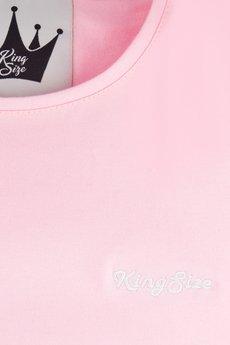 KingSize - T-SHIRT KINGSIZE PINK