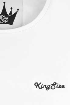 KingSize - T-SHIRT KINGSIZE WHITE