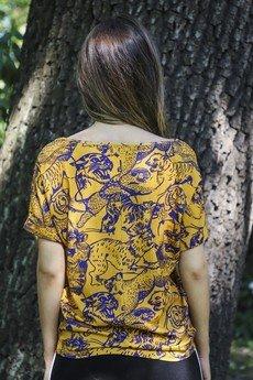 dzieńdobry - T-shirt damski TYGRYSY