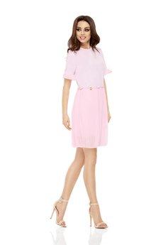 Lemoniade - LEMONIADE  Zjawiskowa sukienka z plisowaniami L242