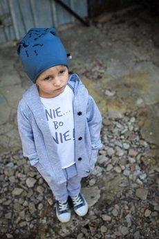 - Czapka ZOLO BLUE