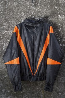 Orientalion - Jacket Orange