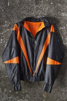 Orientalion - Jacket Orange