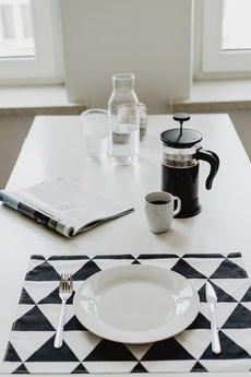 So Homely - Podkładka na stół duże trójkąty
