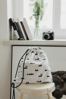 So Homely - Plecak/worek góry i króliczki