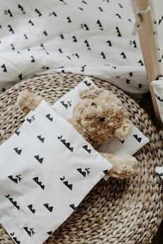 So Homely - Bawełniana pościel dla lalek góry i króliczki