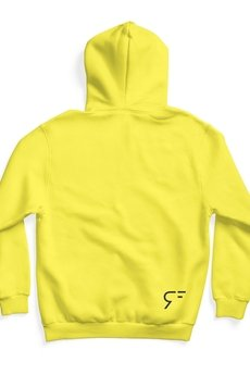 REST_FActory - overdose yellow hoodie