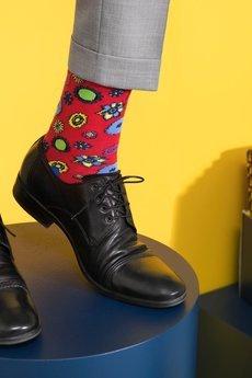 HAPPY SOCKS - Happy Socks x The Beatles - 50th Anniversary (BEA01-4300)