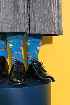 HAPPY SOCKS - Happy Socks x The Beatles - 50th Anniversary (BEA01-6001)