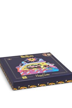 HAPPY SOCKS - Giftbox Happy Socks X The Beatles 50th Anniversary (XBEA10-6000)