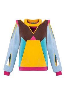 OKUAKU - Freya Sweatshirt (Colour)
