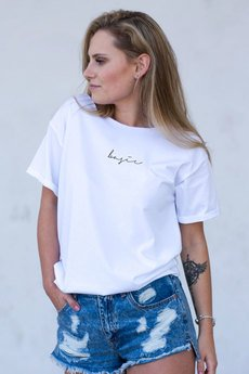 GAU great as You - BASIC t-shirt oversize