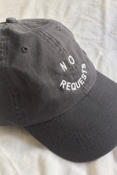 - No Requests do-nothing-cap