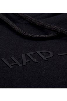 HARP TEAM - BLUZA HOODIE CLASSIC BLACK
