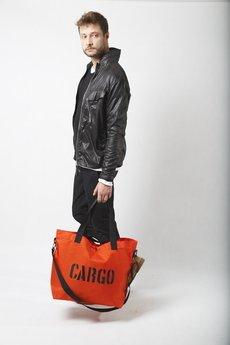 CARGO by OWEE - Torba CLASSIC orange LARGE