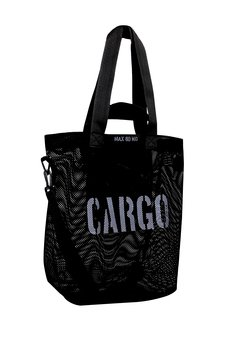 CARGO by OWEE - Torba MESH black MEDIUM