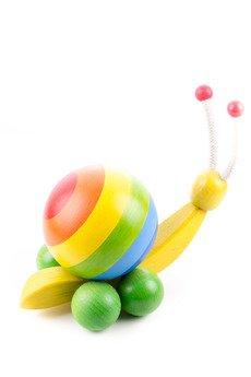 Tarnawa Toys - Ślimak z kulą, duży