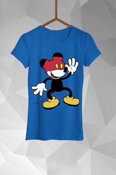 """- T-shirt """"Micky"""" Damski"""
