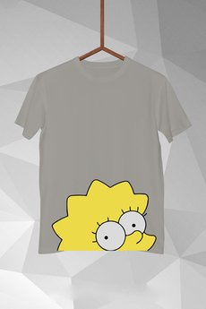 FailFake - T-shirt Przyczajona Lisa Męski