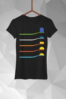 FailFake - T-shirt Szczoteczka Damski