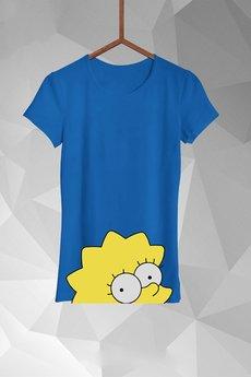 FailFake  - T-shirt Przyczajona Lisa Damski