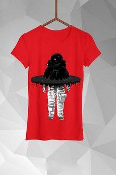 FailFake  - T-shirt Astronauta Damski