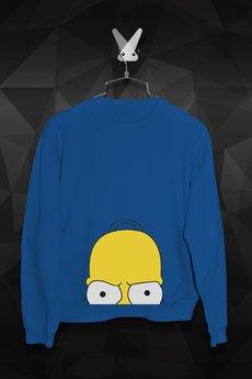 FailFake - Bluza Przyczajona Homer Damska