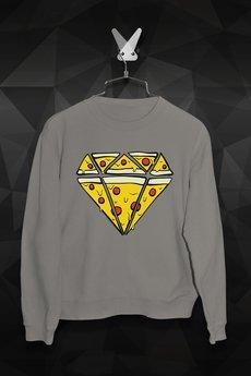 FailFake - Bluza Pizza Diamend Męska