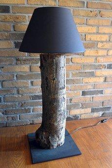 Forrest - LAMPA PODŁOGOWA Z JESIONU