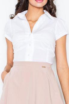 FIGL - Koszula M026 Biały