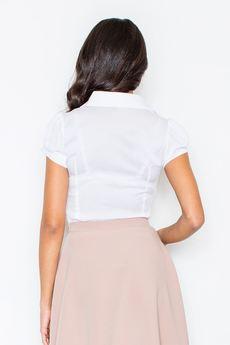 - Koszula M026 Biały