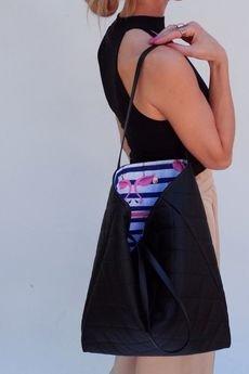 drops - pikowana torba flaming 02