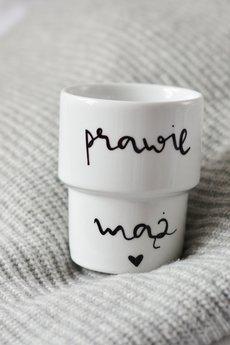 My Mug Company - PRAWIE MĄŻ 350ML