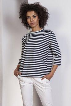 Lanti - Luźna bluzka-frak, BLU140