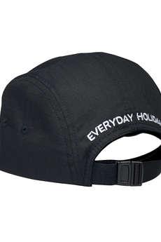 "Everyday Holiday - CZAPKA  ""BLACK RIPSTOP"""