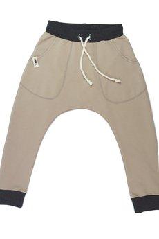 cudiKiDS - Spodnie baggy CAMEL