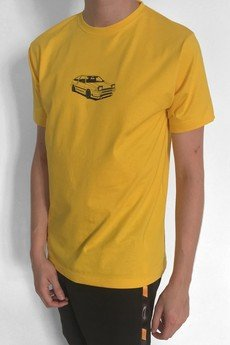 MSZZ - Vehicle Giallo Tee