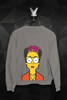 FailFake - Bluza Frida Simpsons Męska