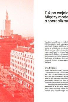 Centrum Architektury - Anna Cymer, Architektura w Polsce 1945-1989